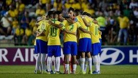 Сборная Бразилии U-17 стала победителем юношеского чемпионата мира