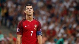Роналду провел самый результативный год в сборной