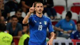 Бонуччі назвав єдиний недолік збірної Італії