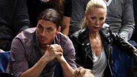 Дружина Ібрагімовіча назвала клуб, у якому хоче бачити свого зіркового чоловіка