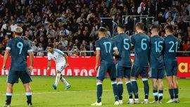 Шедевр Суареса і рятівний гол Мессі у відеоогляді матчу Аргентина – Уругвай – 2:2