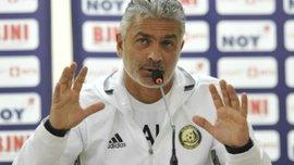 Тренер збірної Вірменії готовий піти у відставку після ганьби у матчі з Італією – його призначили два тижні тому