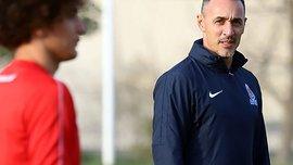 Обрадович недоволен ничьей в матче между сборными Азербайджана и Украины U-21