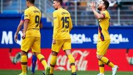 Леганес – Барселона –  1:2 – видео голов и обзор матча