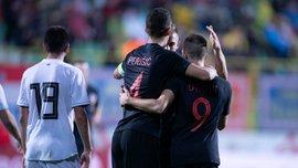 Товариські матчі: Хорватія переграла Грузію із Хочолавою, Чорногорія впевнено здолала Білорусь