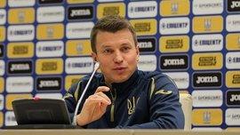 Ротань: Понравилось, что игроки сборной Украины U-21 выкладывались на поле