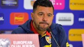 Тренер сборной Румынии подал в отставку после погрома от Испании