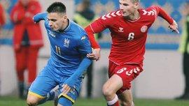 Спасительный гол Русина в видеообзоре матча Азербайджан U-21 – Украина U-21 – 1:1
