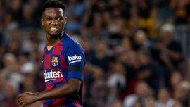 Фати может вернуться в Барселону Б – Клюйверт назвал причину