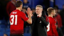 Манчестер Юнайтед оголосив про повернення трьох гравців до тренувань