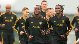 УЕФА открыл дело в отношении сборной Бельгии по мотивам матча с Россией: Боята играл в футболке своего партнера