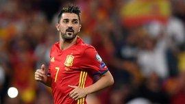 Давид Вилья признался, что не успел сделать в большом футболе