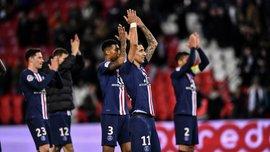 Повернення Неймара на поле у відеоогляді матчу ПСЖ – Лілль – 2:0