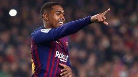 Малком: Фанаты Барселоны любят меня и просят вернуться в клуб