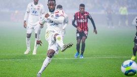 Лига 1: Лион в матче с двумя удалениями переиграл Ниццу, Анже одолел Ним и поднялся на вторую строчку