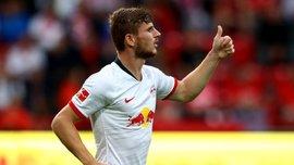 Вернер установил невероятное достижение в Бундеслиге