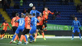 Леоненко назвав гравців Шахтаря, які винні у пропущеному голі в матчі зі Львовом