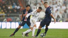 Реал – ПСЖ – 2:2 – відео голів і огляд матчу