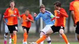 Шахтер U-19 потерял шансы на выход в плей-офф Юношеской лиги УЕФА