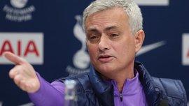 Моурінью став першим тренером, який виводив три англійські команди на матч Ліги чемпіонів