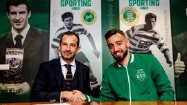 Бруну Фернандеш продлил контракт со Спортингом – бывшим соперником Украины интересуются топ-клубы Европы