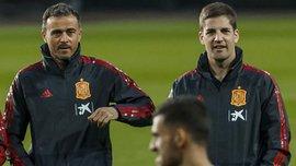 """""""Не понимаю, почему он не хочет работать со мной"""", – Морено эмоционально ответил Энрике после скандала в сборной Испании"""