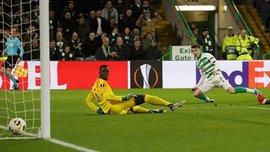 Лига Европы: Селтик без Шведа переиграл Ренн, Арсенал неожиданно уступил Айнтрахту
