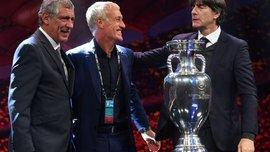 """""""Германия и Франция тоже не хотели быть в такой группе"""", – Сантуш рассказал о задачах Португалии на Евро-2020"""