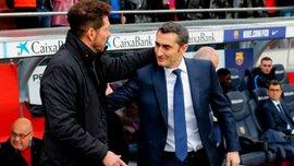 Атлетико – Барселона: Вальверде обозначил две причины важности матча