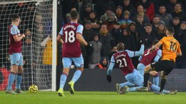 Ярмоленко не спас Вест Хэм от поражения Вулверхэмптону – видео голов и обзор матча