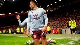 Шедевр Грилиша и автогол Хитона в видеообзоре феерического матча Манчестер Юнайтед – Астон Вилла