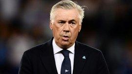Анчелотти: Игроки Наполи также должны нести ответсвенность за наш кризис