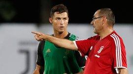 Кассано: У Роналду великі проблеми з Саррі