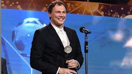 Пятов – о награде лучшему вратарю Украины: Наконец-то на нас стали обращать больше внимания