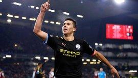 Родри забил второй гол за Манчестер Сити – невероятная пушка игрока сборной Испании