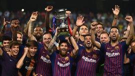 Барселона и Реал могут встретиться только в финале Суперкубка Испании – даты и время матчей реформированного турнира