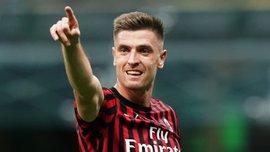 Пйонтек определился относительно будущего в Милане