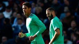 Реал – Эспаньол – 2:0 – видео голов и обзор матча