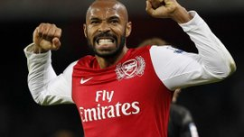 Анрі: Навіть не знаю, де був би Арсенал без голів Обамеянга