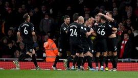 Арсенал вдома програв Брайтону, зазнавши першої поразки з Юнгбергом, Ньюкасл переміг Шеффілд: 15-й тур АПЛ, четвер