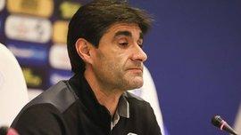 Вісенте Гомес – про нагороду найкращому тренеру місяця в УПЛ: Я не зацікавлений в особистих званнях