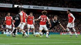 Арсенал – Брайтон – 1:2 – видео голов и обзор матча