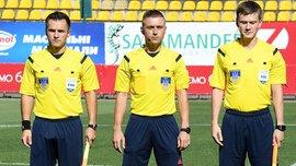 ФИФА утвердила список украинских арбитров, которые будут работать на международных матчах в 2020 году