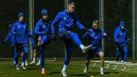 Пиварич готовится к матчу против Зари – хорват не играл за Динамо больше года