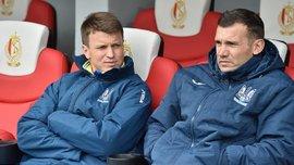 Ротань: Сборная Украины может на равных играть с лучшими командами континента