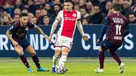 Аякc перервав 23-матчеву серію без поразок у чемпіонаті Нідерландів