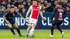 Аякc прервал 23-матчевую серию без поражений в чемпионате Нидерландов
