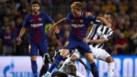 Барселона и Ювентус готовят громкий обмен
