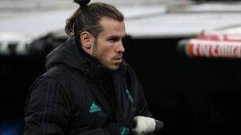 Бейл снова уехал со стадиона, не дожидаясь окончания матча Реала с Эспаньолом