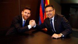 Бартомеу спрогнозировал будущее Месси – президент Барселоны сделал однозначное заявление